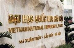 Đại học Quốc gia Hà Nội đứng đầu Việt Nam trong xếp hạng của THE Asia
