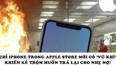Apple vừa 'nhắc khéo' khiến những kẻ trộm iPhone nhân bạo loạn muốn ngay lập tức mang trả lại