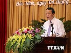 Kỳ họp thứ 18 HĐND tỉnh Bắc Ninh thông qua nhiều nghị quyết quan trọng