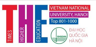 Đại học Quốc gia Hà Nội lần đầu có mặt trong Bảng xếp hạng đại học châu Á