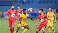 Nam Định 1-1 Viettel: Siêu phẩm gỡ hòa (H2)