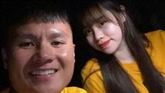 Fan mệt mỏi vì Huỳnh Anh theo dõi lại Quang Hải trong đêm, đặt lại trạng thái hẹn hò sau loạt động thái rạn nứt