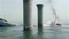 Nóng: Vịnh Ba Tư căng như dây đàn, tàu Iran chìm không rõ nguyên nhân ngoài khơi Iraq