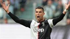Vượt mặt Messi, Ronaldo cán mốc lịch sử trong làng bóng đá