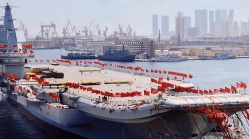 Tàu sân bay Trung Quốc chuẩn bị ra mắt sức mạnh: Nền tảng viễn chinh?