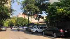 Chung cư 229 Phố Vọng: Xử nghiêm chiếm dụng đất công cộng