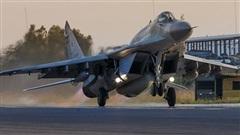 MiG-29 Syria dùng bom dẫn đường tấn công phiến quân