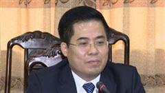 Bổ nhiệm Phó Chủ tịch Thái Bình làm Thứ trưởng bộ Khoa học công nghệ