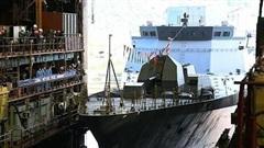 Hạm đội Thái Bình Dương Nga sẽ nhận tàu hộ tống mới
