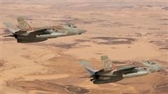 Israel tấn công căn cứ Syria ngay trước mắt S-300