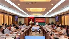 Ủy ban Kiểm tra Trung ương đề nghị Bộ Chính trị kỷ luật cán bộ