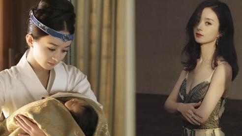 Mới sinh con được hơn 1 năm, Triệu Lệ Dĩnh đã tất bật quay lại đóng phim, có bí quyết gì mà giảm cân nhanh vậy?
