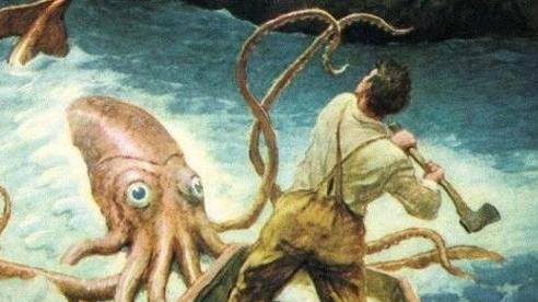 Giải mã bí ẩn mực khổng lồ 'quái vật' biển sâu