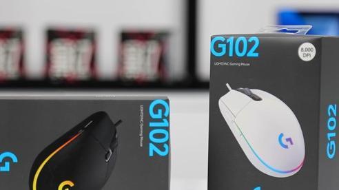 Logitech G102 LightSync - 'Chuột gaming huyền thoại' nay lên đời cực ngon lành
