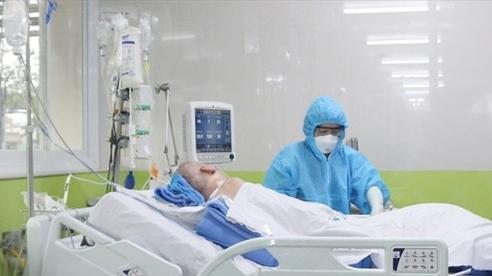 Tình hình bệnh nhân phi công Anh sau hai ngày cai ECMO
