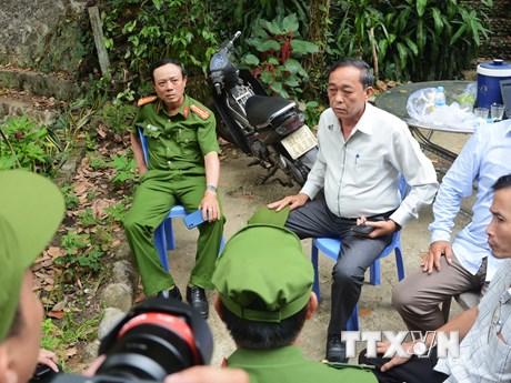 Lãnh đạo Công an Đà Nẵng lên Hải Vân chỉ đạo truy bắt tù vượt ngục