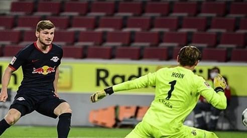 Chelsea ký hợp đồng với Timo Werner