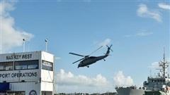 Ba người Trung Quốc lãnh án tù vì chụp ảnh căn cứ hải quân Mỹ