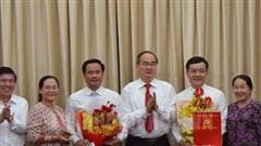 Ban Bí thư chỉ định bổ sung 2 Ủy viên BCH Đảng bộ TP HCM