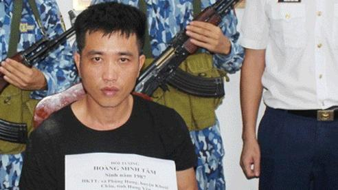 Cảnh sát biển bắt đối tượng vận chuyển 3,2kg ma túy