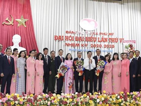 Tỉnh Bà Rịa-Vũng Tàu tổ chức đại hội điểm cấp trên cơ sở