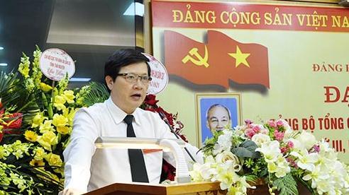 Ông Nguyễn Quang Thái làm Bí thư Đảng uỷ Tổng cục Thi hành án dân sự