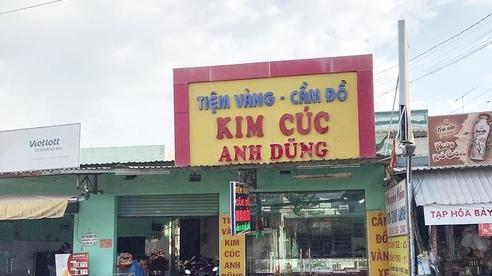 Bắt được kẻ trộm tiệm vàng tiền tỷ ở vùng ven Sài Gòn