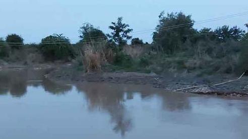 3 học sinh tiểu học tắm sông bị chết đuối ở Bình Thuận