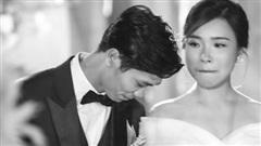 Khoảnh khắc xúc động nhất hôn lễ kín đáo của Công Phượng: Cô dâu - chú rể siết chặt tay, nghẹn ngào trong hạnh phúc!