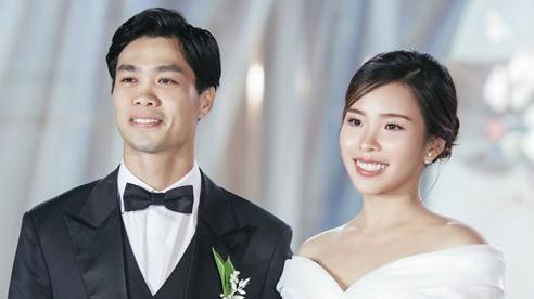 Công Phượng chính thức công bố bộ ảnh tiệc đính hôn đẹp lung linh