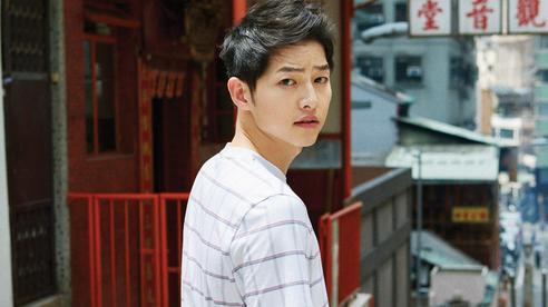 Song Joong Ki đột ngột bỏ vai chính trong bom tấn điện ảnh