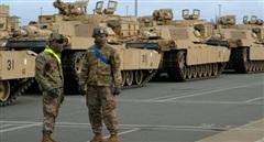 Mỹ lên kế hoạch rút bớt gần 10.000 binh sĩ tại Đức