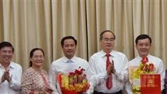 Ban Bí thư chỉ định nhân sự TPHCM