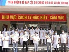 Bộ Chính trị ra kết luận về việc khắc phục tác động của dịch COVID-19
