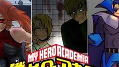 My Hero Academia: Loạt ảnh 'cực ngầu' khi học sinh lớp 1-B không còn là siêu anh hùng mà trở thành tội phạm nguy hiểm