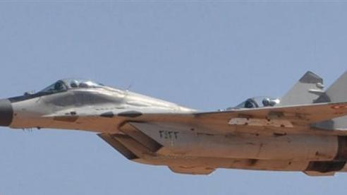 Tướng Syria nêu kịch bản đối đầu giữa MiG-29 và F-16 Thổ