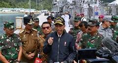 Indonesia từ chối đề nghị của Trung Quốc về đàm phán Biển Đông