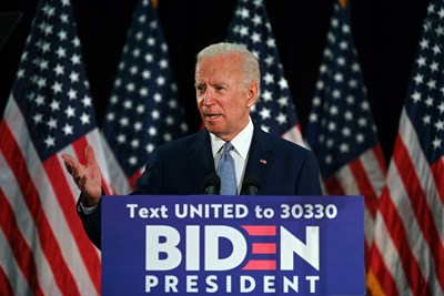 Ông Joe Biden chính thức giành quyền vào 'chung kết'