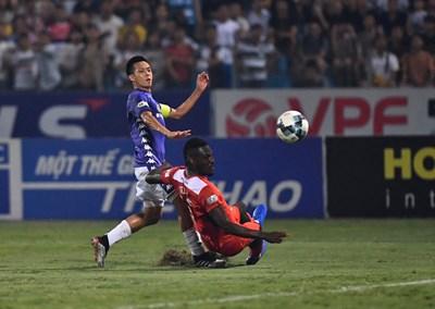 Hà Nội FC có chiến thắng 3 sao trước Hoàng Anh Gia Lai