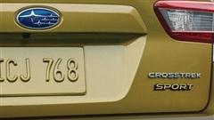 Subaru vén màn Crosstrek 2021, tăng sức mạnh trước Honda HR-V và Mazda CX-3