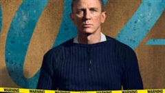 James Bond: No Time to Die bị rò rỉ trước ngày chiếu kèm toàn tin giật gân