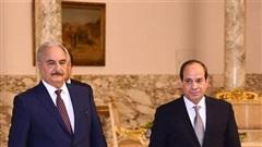 Hồi kết cuộc chiến Libya?