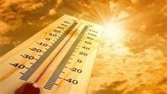 Thời tiết 9 ngày tới vẫn tiếp tục nắng nóng và nắng nóng gay gắt