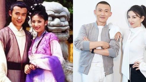 Cặp đôi 'Lên nhầm kiệu hoa, được chồng như ý' hội ngộ sau 20 năm, gây bất ngờ là nhan sắc của mỹ nhân thị phi Huỳnh Dịch