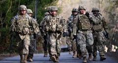 Mỹ bị chỉ trích vì kế hoạch rút 10.000 quân khỏi Đức