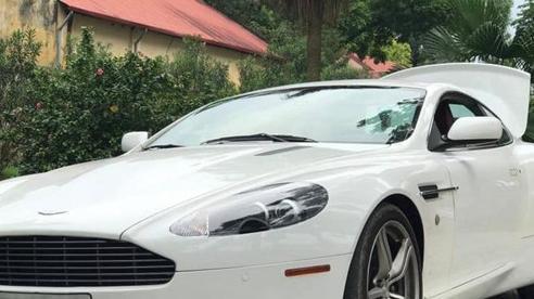Qua thời đỉnh cao, Aston Martin DB9 đời 2007 bán lại với giá ngang ngửa Mercedes S 450 L 'đập hộp'