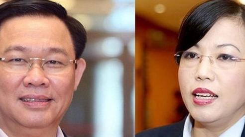 Sẽ phê chuẩn miễn nhiệm Phó Thủ tướng, bầu Chủ tịch Hội đồng bầu cử QG