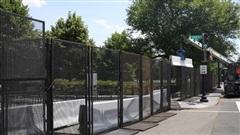 Nhà Trắng  gia cố 'thành lũy' bằng 3km hàng rào, biến thành pháo đài bảo vệ ông Trump