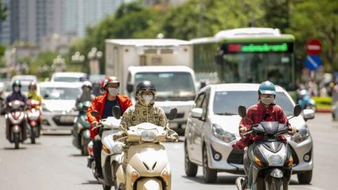 Dự báo thời tiết ngày mai 9/6: Hà Nội nắng nóng gay gắt, nhiệt độ cao nhất 39 độ C