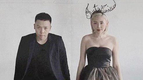 Ảnh cưới hiếm hoi của Tóc Tiên được bạn thân hé lộ: Quả không hổ danh là cặp vợ chồng 'chất' của Vbiz!